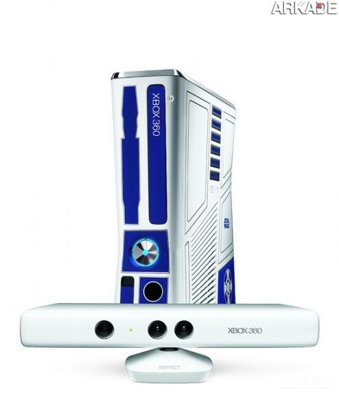 5960253228 891d9bfdcf z1 Xbox 360 vai ganhar edição especial que homenageia Star Wars!