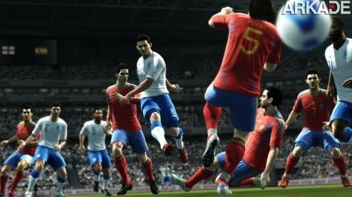 Pro Evolution Soccer 2012: Konami aposta em novidades para o game
