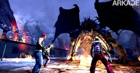 The Secret World: o MMO que traz o terror para o mundo real