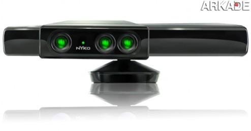 """Não tem espaço para usar o Kinect? O """"Zoom"""" resolve o seu problema"""
