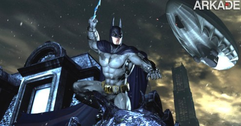 Batman: Arkham City ganha novo vídeo com 12 minutos de gameplay
