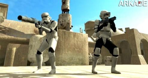 Transforme seu Call of Duty em Star Wars com este mod incrível