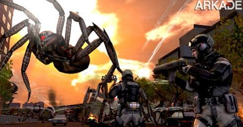 Earth Defense Force e Ape Escape são os destaques da semana