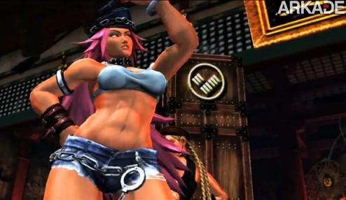 pois 6201 Street Fighter X Tekken: trailer confirma quatro novos personagens