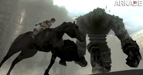 Ico e Shadow of the Colossus: confira o visual HD dos games