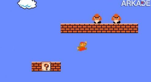Recorde: Jogador termina Super Mario com o pior placar da história