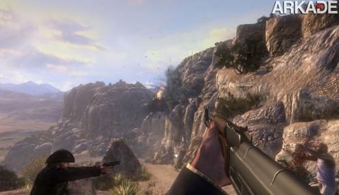 Call of Juarez the Cartel (PC, PS3, X360) review: só mais um FPS