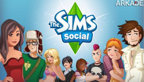 The Sims Social: game de Facebook já possui 20 milhões de usuários