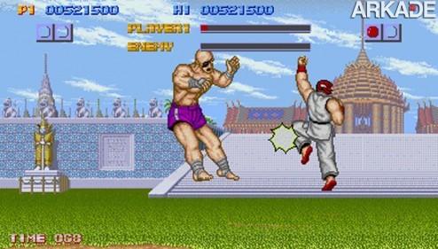 a evolucao de street fighter f 0011 Street Fighter completa 24 anos! Relembre o primeiro game da série!