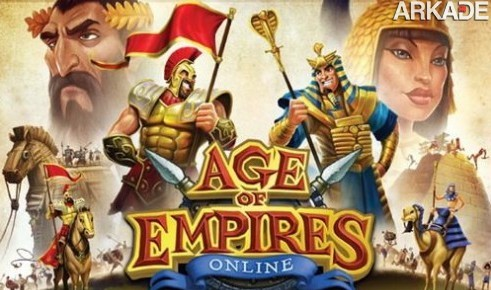 Baixe e jogue Age of Empires Online de graça hoje mesmo!