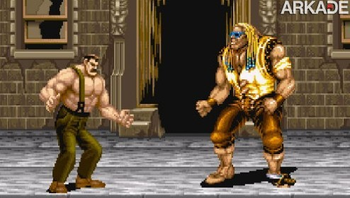 final fight boss11 Classicos: Final Fight (arcade)   o pai da pancadaria beat em up