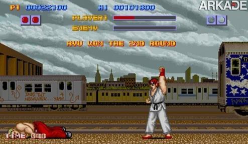 gfs 36839 2 71 Street Fighter completa 24 anos! Relembre o primeiro game da série!