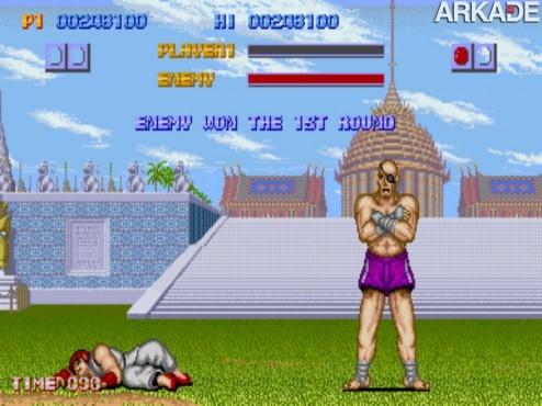 sf12 Street Fighter completa 24 anos! Relembre o primeiro game da série!
