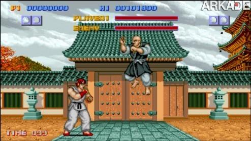 streetfighterro91 Street Fighter completa 24 anos! Relembre o primeiro game da série!