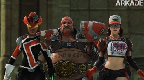 Super Monday Night Combat: o novo shooter inspirado em Dota