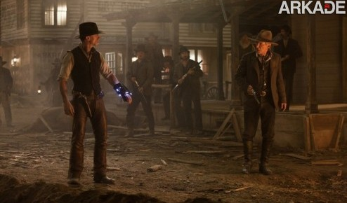 Já assistimos o filme Cowboys & Aliens. Confira nossa resenha