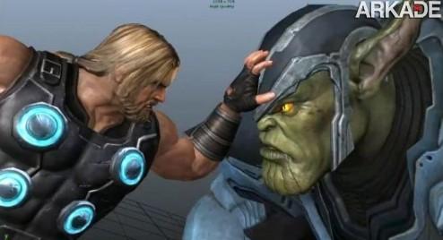 Os Vingadores: vaza trailer de promissor FPS cancelado dos heróis
