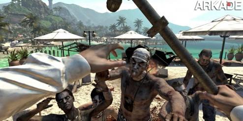 Dead Island (PC, PS3, X360) review - RPG, FPS e terror em um só game