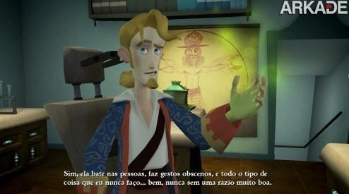 Jogue Contos da Ilha dos Macacos com legendas em português!
