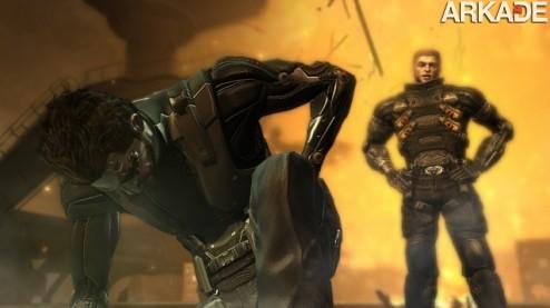 Deus Ex Human Revolution (PC, PS3, X360) review: um grande game