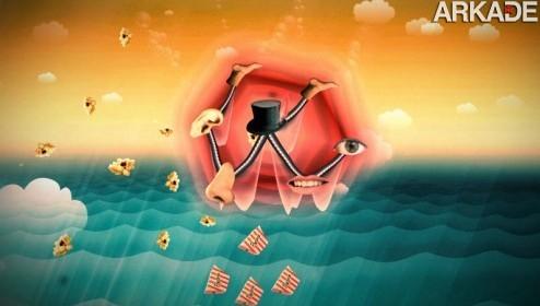 mirage Mirage: conheça o game indie com um visual pra lá de bizarro
