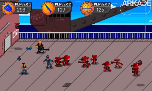 Team Fortress Arcade: divirta-se com este beat 'em up 2D gratuito