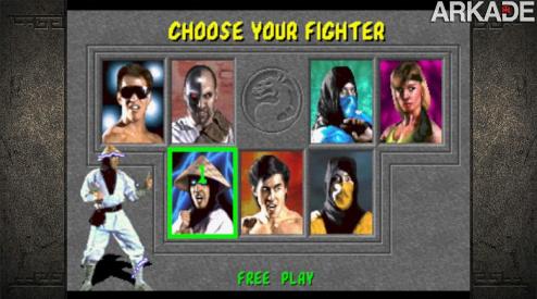 20455524mkarcade1 png1 Mortal Kombat celebra 19 anos! Relembre o clássico primeiro game!