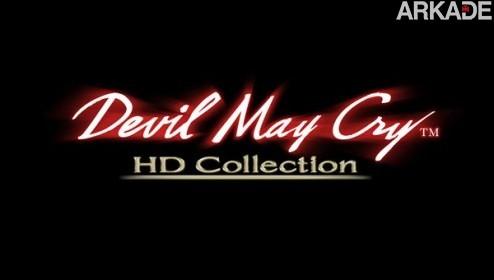Devil May Cry vai ganhar coletânea em alta definição para PS3 e X360