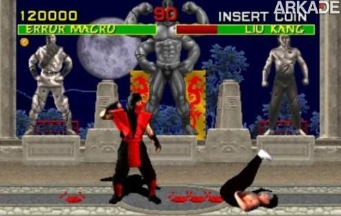 Ermac MK KonzolWar11 Mortal Kombat celebra 19 anos! Relembre o clássico primeiro game!