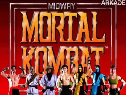 imagens do mortal kombat 11 Mortal Kombat celebra 19 anos! Relembre o clássico primeiro game!