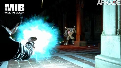 MIB: Activision anuncia novo game dos Homens de Preto para 2012