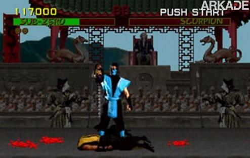 mk21 Mortal Kombat celebra 19 anos! Relembre o clássico primeiro game!