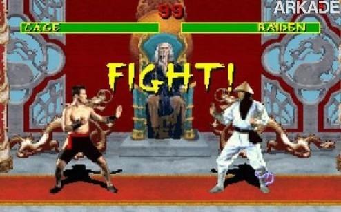 mortal kombat1 Mortal Kombat celebra 19 anos! Relembre o clássico primeiro game!