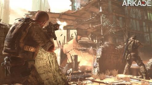 Spec Ops: The Line: Dubai é tragada pela areia em belo trailer do shooter