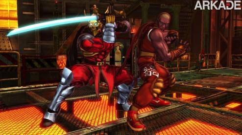 Street Fighter X Tekken: veja vídeos de gameplay e uniformes bizarros