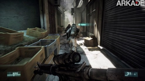 FaultLineEp1 1080p 081 Battlefield 3 (PC, PS3, X360) review: uma bela guerra hiperrealista