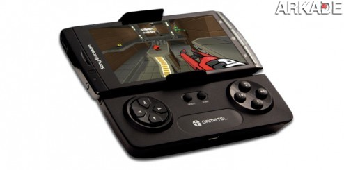 Gametel: o gadget que faz de qualquer Android (quase) um Xperia Play