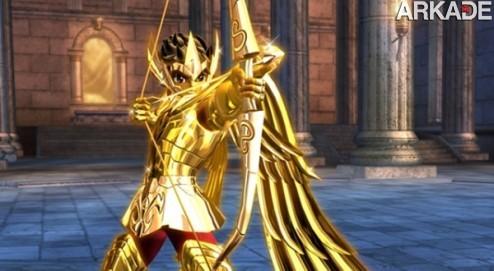 Cavaleiros do Zodíaco: game terá multiplayer, veja o novo trailer