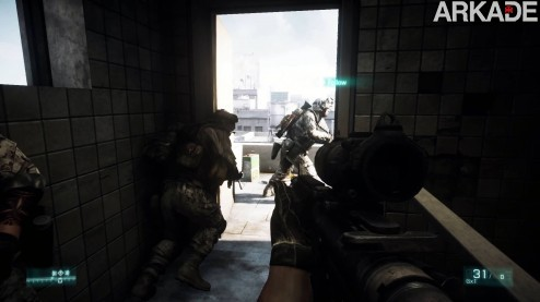 battlefield 3 screenshot 311 Battlefield 3 (PC, PS3, X360) review: uma bela guerra hiperrealista