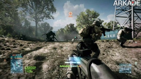 battlefield 3 tow1 Battlefield 3 (PC, PS3, X360) review: uma bela guerra hiperrealista