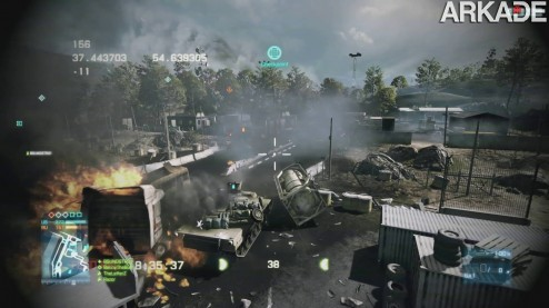 battlefield 3 uav 21 Battlefield 3 (PC, PS3, X360) review: uma bela guerra hiperrealista