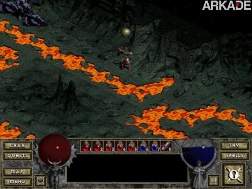 Diablo completa 15 anos! Relembre o clássico primeiro game da série!