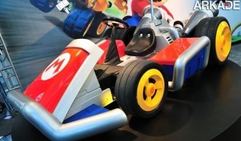 Karts de Mario Kart (que funcionam) em tamanho real: eles existem!