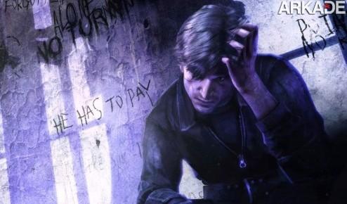 Música do Korn agita o novo trailer de Silent Hill: Downpour