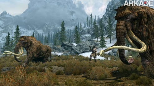 The Elder Scrolls V: Skyrim (PC, PS3, X360) review: um RPG épico