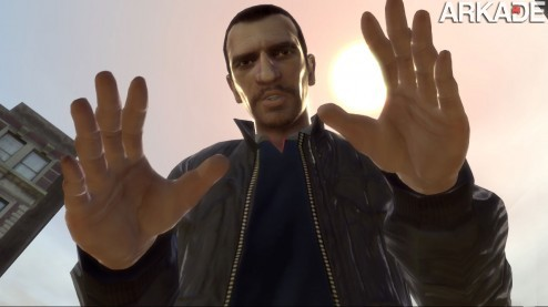 1542766 gta4 preview niko1 Personagem   Niko Bellic, o imigrante fora da lei de GTA IV