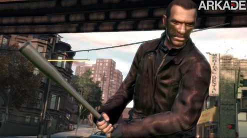 Personagem - Niko Bellic, o imigrante fora-da-lei de GTA IV