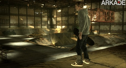 Tony Hawk's Pro Skater será relançado em HD com muitas novidades