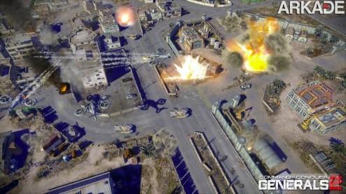 Command & Conquer Generals 2: confira o primeiro trailer do game