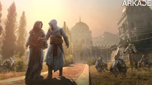 Assassin's Creed Revelations (PC, PS3, X360) review: o fim de uma era